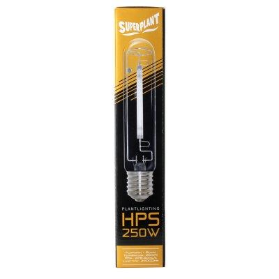 Superplant Natriumdampflampe HPS 250W für Blütenphase 2100K