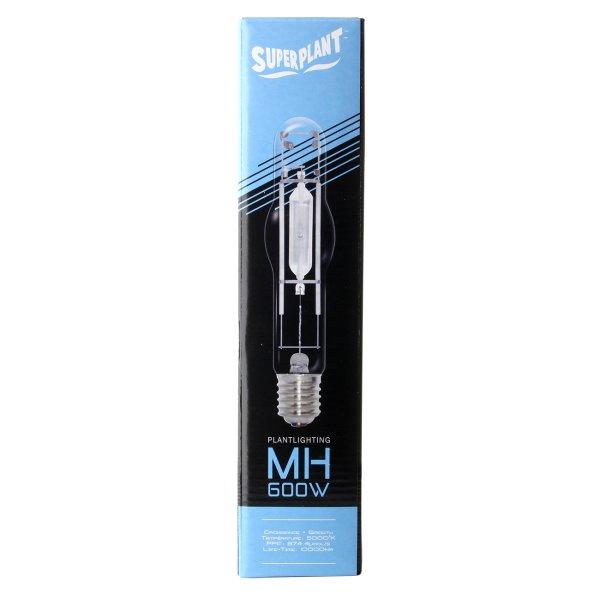 Superplant Metallhalogenlampe MH 600W für Wachstumsphase 5000K