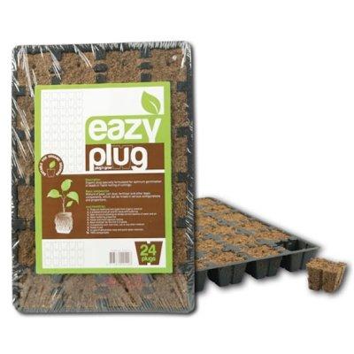 EazyPlug Anzuchtwürfeltray aus 24 Würfeln