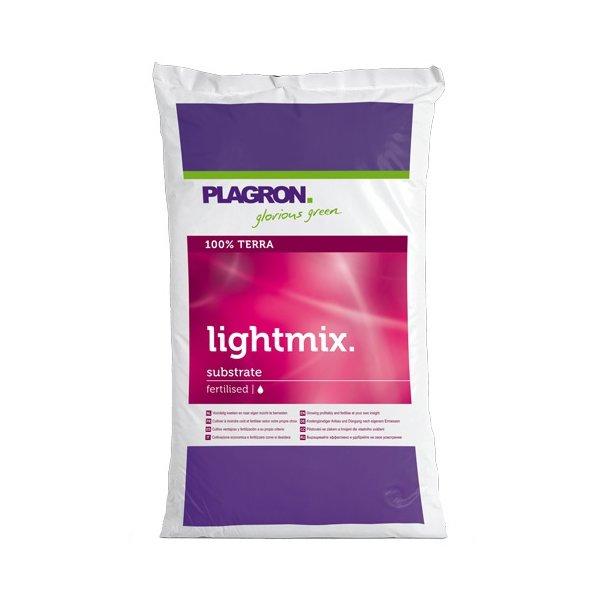 Plagron Light Mix Leichtvorgedüngte Erde 50 Liter