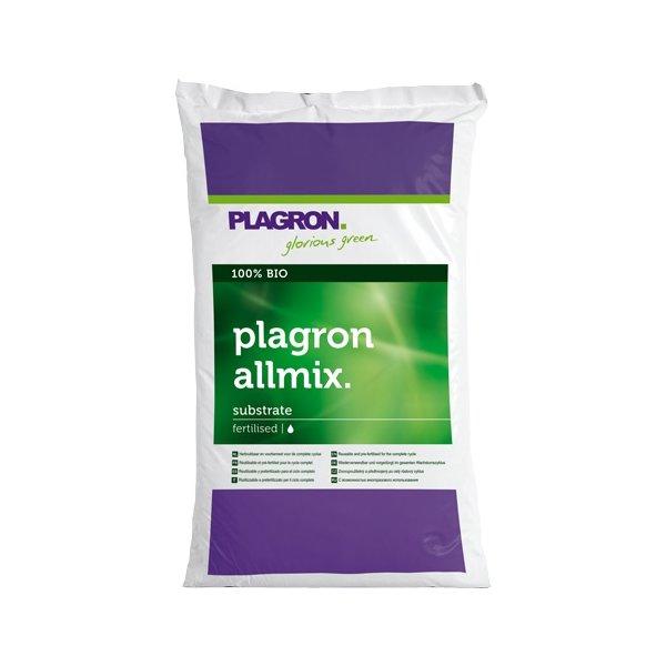 Plagron All Mix Vollvorgedüngte Erde 50 Liter