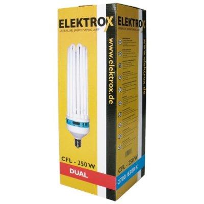 Elektrox Energiesparlampe 250W Dual Spektrum 2700+6500K