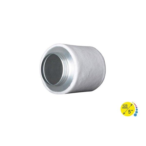 Prima Klima Ecoline Aktivkohlefilter Mini 125 Flansch max 240 m³/h Airflow