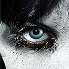 Farbig Blau Kontaktlinsen 3 Monate Electro Blue Halloween Zombie Vampir