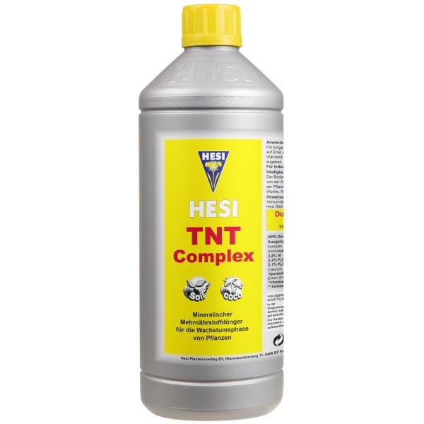 Hesi TNT Complex 1L Wachstumsdünger für Erde und Coco