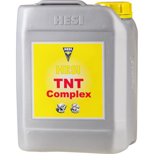 Hesi TNT Complex 5L Wachstumsdünger für Erde und Coco