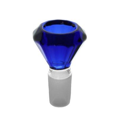 Diamant Köpfchen Blau 18,8er von Jelly Joker