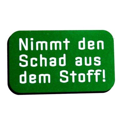 Acti Tube Pfeife aus Oliven Holz 11,5 cm unbehandelt made in Deutschland mit intergrierten Activ Kohlefilter