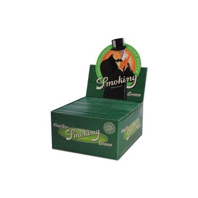 Papers-Smoking Green-Hanf