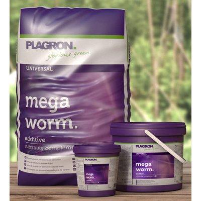 Plagron Mega Worm Wurmdung Substratverbesser 5 Liter