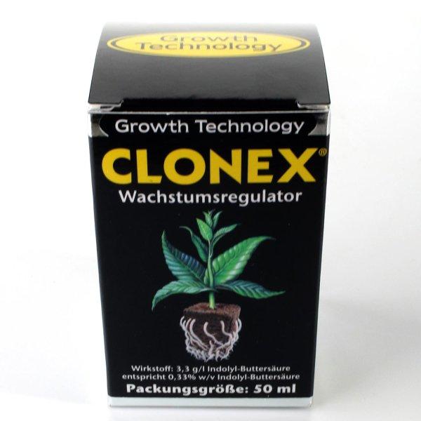 Clonex Stecklingsgel Wurzelstimulator 50ml