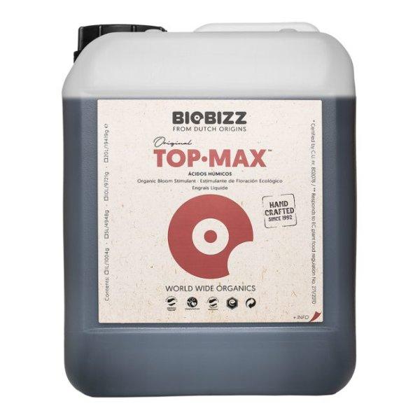 BioBizz Top-Max 5L Blütenstimulator für alle Medien
