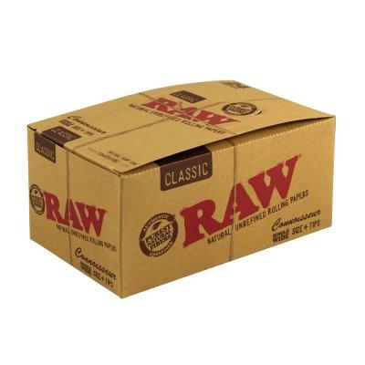 RAW-Paper incl Tip-Connoisseur