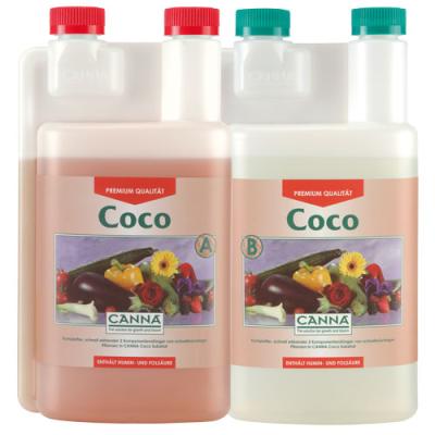 Canna Coco A+B je 1L Komplettdünger für Coco