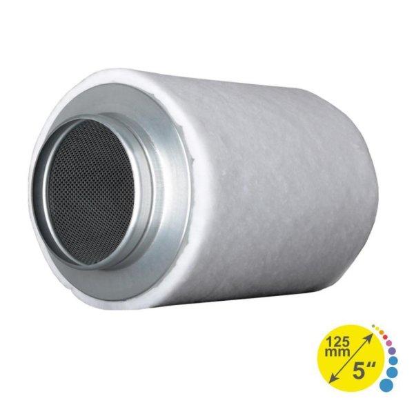 Prima Klima Ecoline Aktivkohlefilter, 125mm Flansch, max.:360m³/h