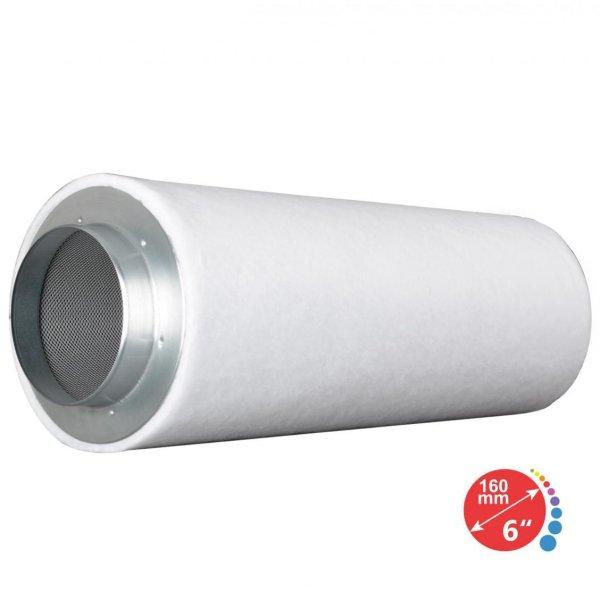 Prima Klima Ecoline Aktivkohlefilter, 160mm Flansch, max.:900m³/h