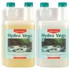 Canna Hydro Vega A+B je 1L Wachstumsdünger für nicht rezirkulierende Wassersysteme