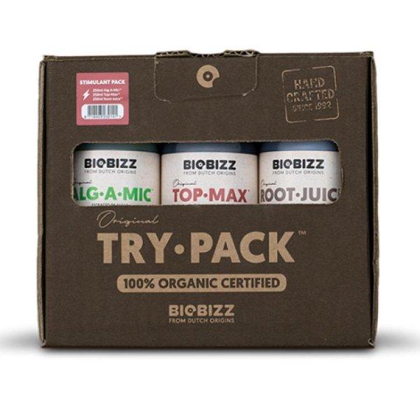 BioBizz Trypack Stimulant 3x250ml Set