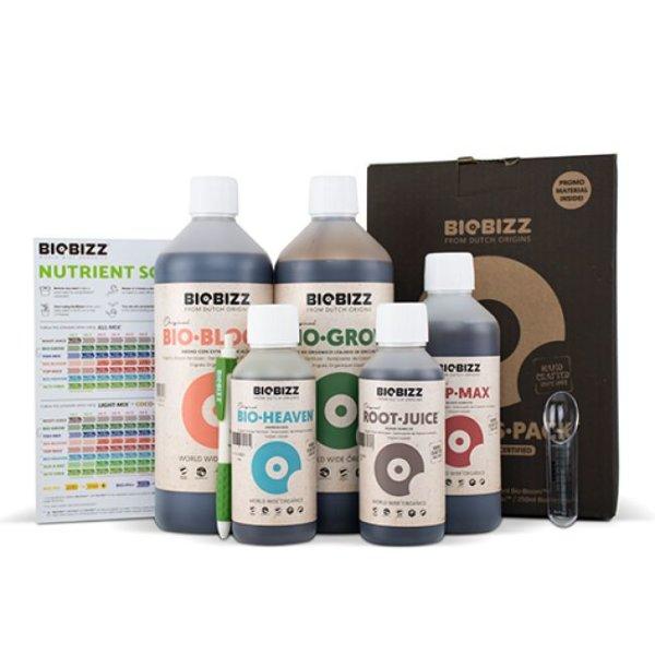 BioBizz Starters-Pack Düngerset komplett