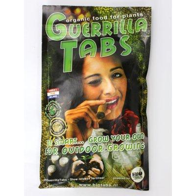 BioTabs Guerrilla Tabs 20 St organischer outdoor...