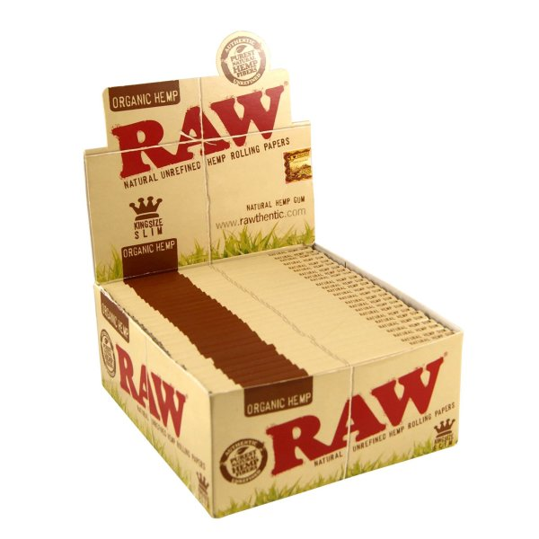 RAW-Organic-Papers
