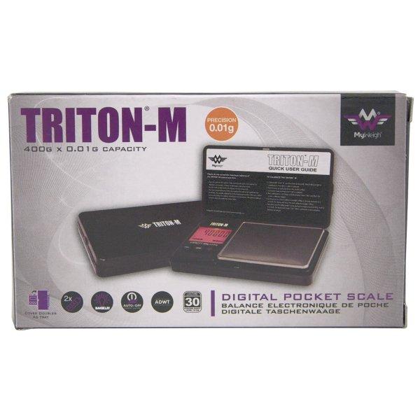 Digi-Waage-400g-M-0,01g-Triton T2