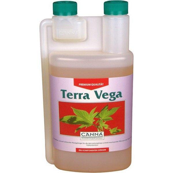 Canna Terra Vega Wachstumsdünger für Erde
