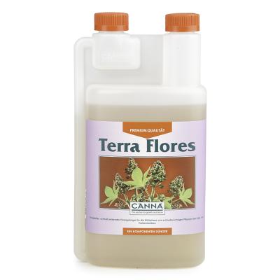 Canna Terra Flores Blütendünger für Erde