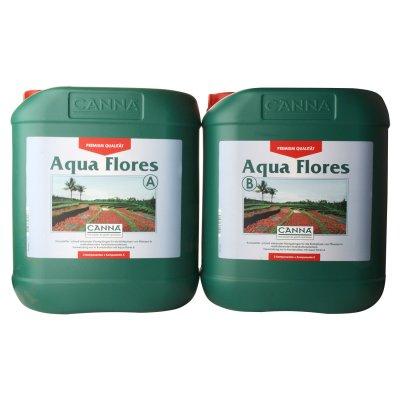 Canna Aqua Flores A+B Blütendünger für...