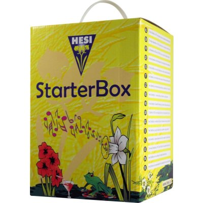 Hesi StarterBox Coco Dünger-Set für Anbau auf Cocosubstrat