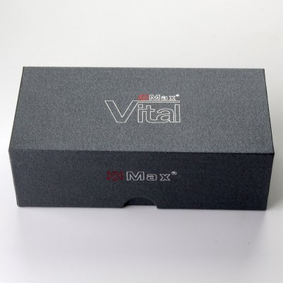 XVAPE X MAX Vaporizer Vital schwarz