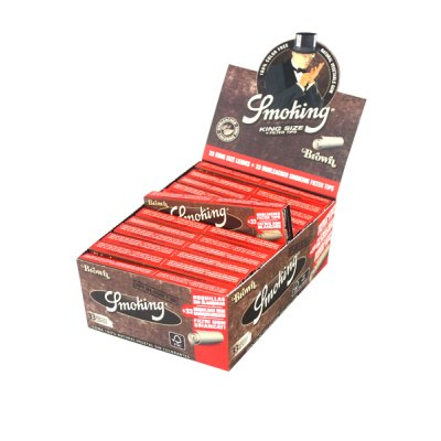 Smoking-Papers-K.S.Brown+Tips