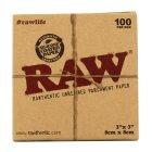 RAW-Pargament Paper square