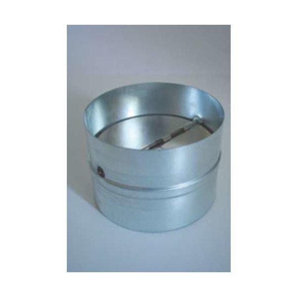 Rückstauklappe Metall 125 315mm