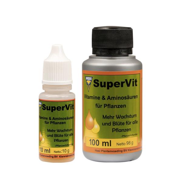 Hesi SuperVit Vitamin- und Aminosäurepräparat für alle Medien