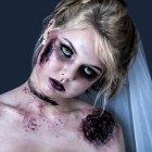 Kontaktlinsen Grey Vampire 3 Monate