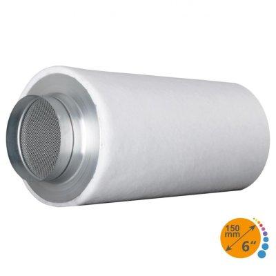 Prima Klima Industry Aktivkohlefilter, 150mm Flansch,...