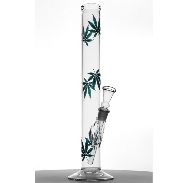 Green Multileaf Bong 18,8er von New Ways