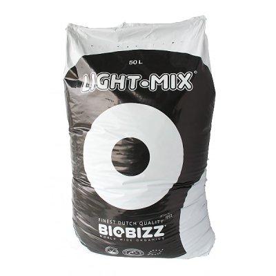 BioBizz Light-Mix Leichtgedüngte Erde 50 Liter