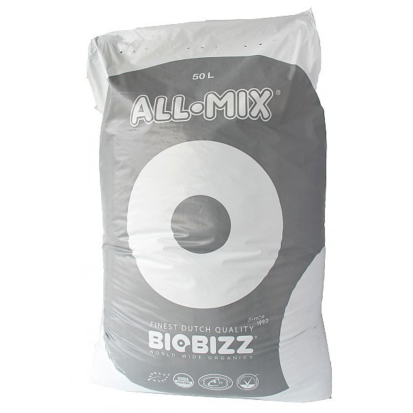 BioBizz All-Mix Vollgedüngte Erde 50 Liter