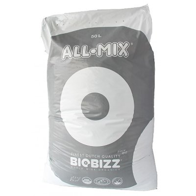 Bio Bizz All Mix Vollgedüngte Erde 50 Liter