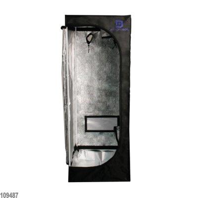 DiamondBox Silver Line SL60-60x60x160 cm