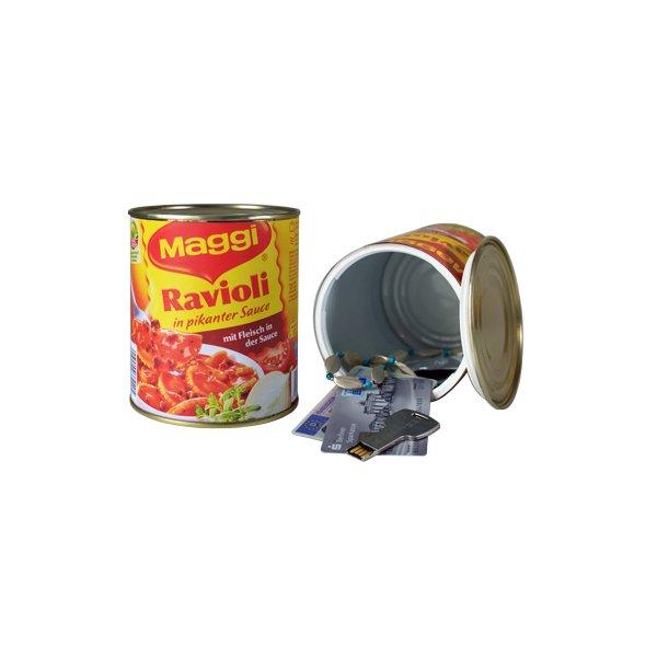 Can-Safe-Maggi-Ravioli-800 gr-Dosen Versteck