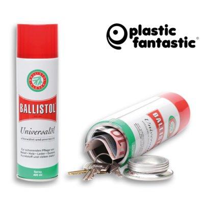 Can-Safe-Ballistol-Universalspray-400 ml-Dosen Versteck