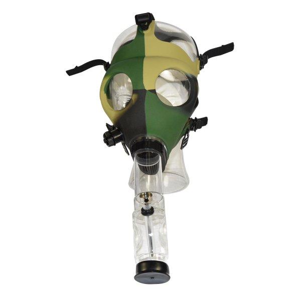Army Gasmaske Bong