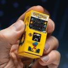 Pac Man Automat Schlüsselanhänger