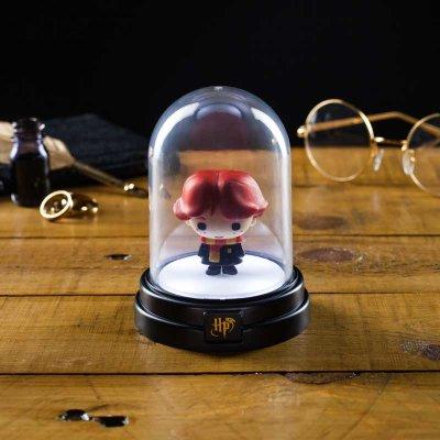 Ron Weasley Mini Glashauben-Lampe