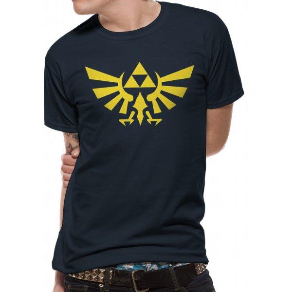 Nintendo Shirt  Zelda Hyrule