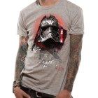 Star Wars Shirt  The Last Jedi grau