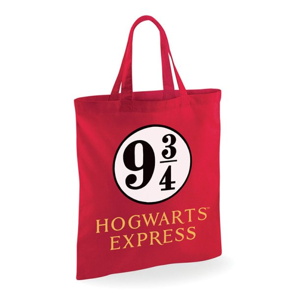 Harry Potter Tasche 9 And 3 Quarters rot
